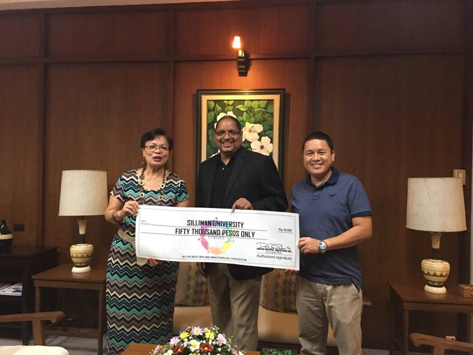Divinity School receives donation from Qualfon Philippines