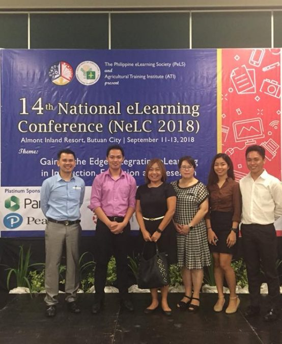 CCS Dean Research Paper Ranked 1st in Nat'l eLearning Conference