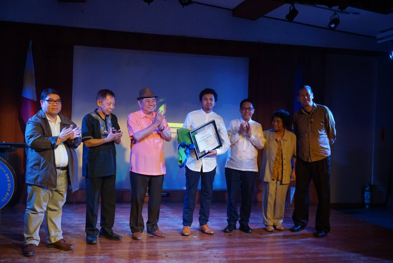 Sillimanian wins NCCA Composers' Prize