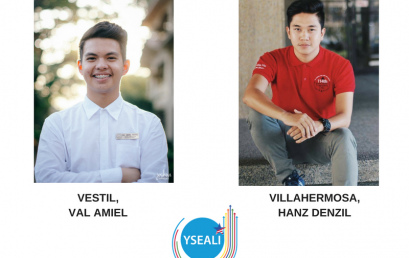2 Sillimanians Join YSEALI Fellowship