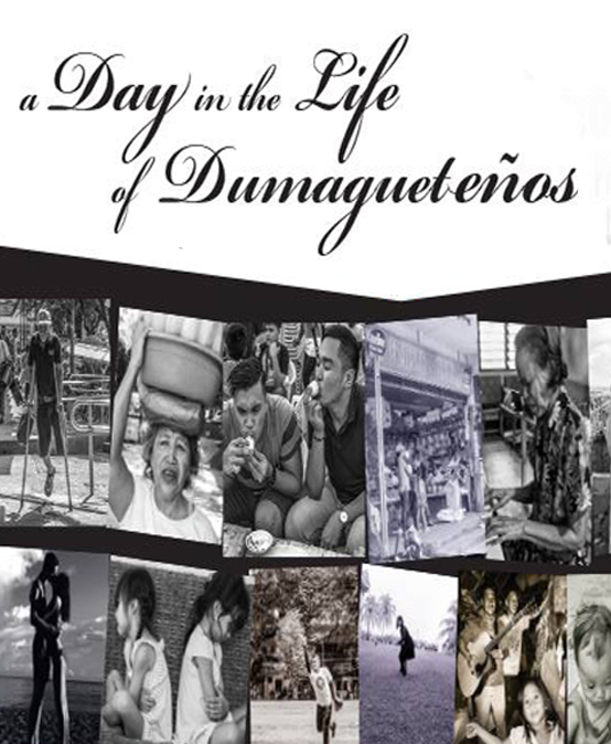A Day in the Life of Dumagueteños Photo Exhibit Opening