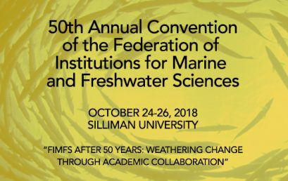 50th Annual Convention of the Federation of Institutions for Marine and Freshwater Sciences