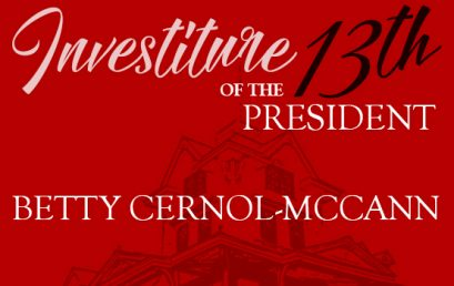 Investiture of the 13th President
