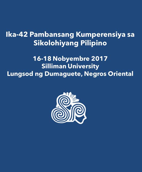 Ika-42 Pambansang Kumperensiya sa Sikolohiyang Pilipino