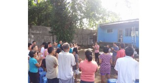 Extension Program Holds Christmas Fellowship at Talay Mental Rehab
