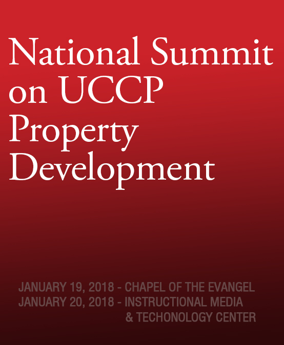 National Summit on UCCP Property Development