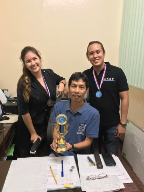Grade 12 STEAM Major Places 3rd in Central Bank Economics Quiz
