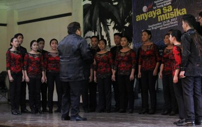 Campus Choristers Advances to NAMCYA Finals in November at CCP