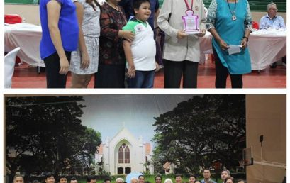 Convocation Draws 400 Church Workers from Around Phils