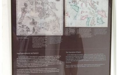 Rare Philippine Maps on Exhibit at Anthropology Museum Until October