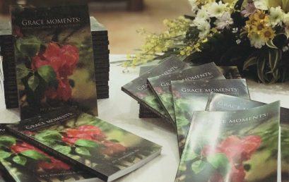 Former Senior Pastor Rev. Pia Launches Book
