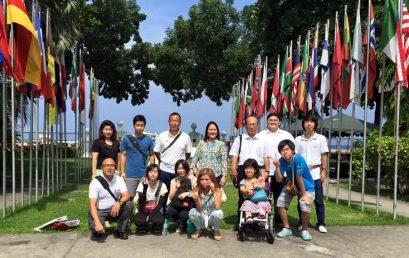Japanese University Inks MoA with Silliman on English Program