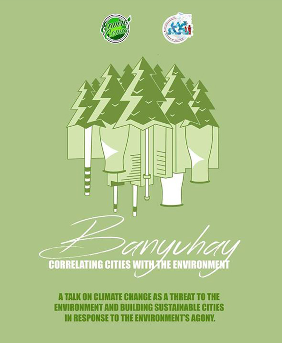 UAPSA, SUSG Environment Committee organize talk on Climate Change