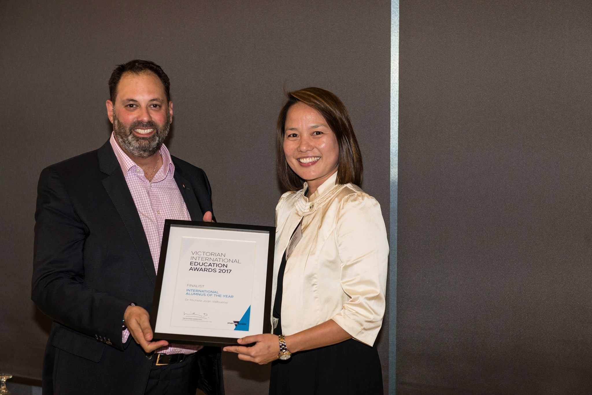 Psychology Professor Receives Award from Victorian Government