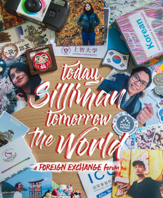 Today Silliman Tomorrow the World (a foreign exchange forum)
