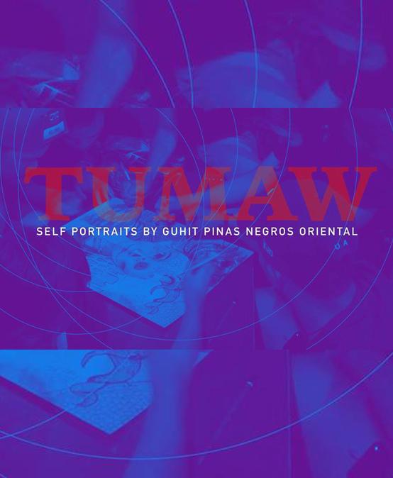 TUMAW – Self Portraits by Guhit Pinas Negros Oriental                   (Nov 17-Dec 1)