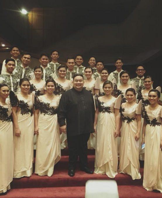 Choristers Wins Best Interpretation in NAMCYA