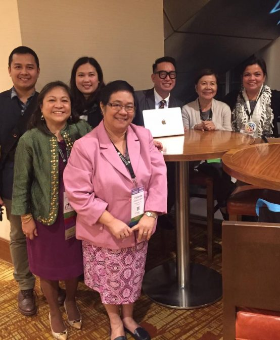 Faculty, Alumni Attend International Confab on Health, Nursing in United States