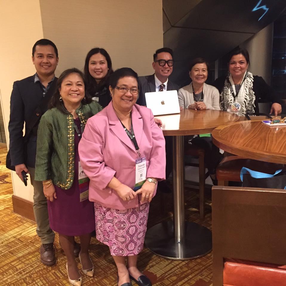 Faculty, Alumni Attend International Confab on Health, Nursing in United States