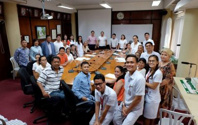 UNILAB signs MOA on Scholarships for Medical Students