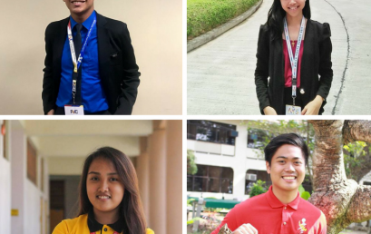 Four Students Join Ayala Young Leaders Congress