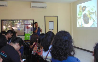 Forum Encourages Students to Avail of Exchange Programs Abroad