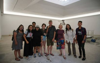 """Berlin-Based Artists Explore """"Colors and Lines of Dumaguete"""""""