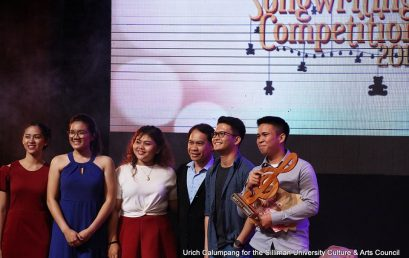 """Bisaya Song """"Pagya"""" Bags Top Prize in Valentine Songwriting Contest"""