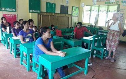 Marina Mission Clinic Completes Health Training for New Barangay Partner