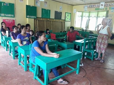 Marina Mission Clinic Completes Health Training for New Barangay Partner
