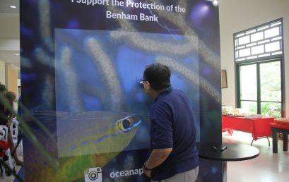 Dr. Malayang Urges Government to Protect Benham Rise