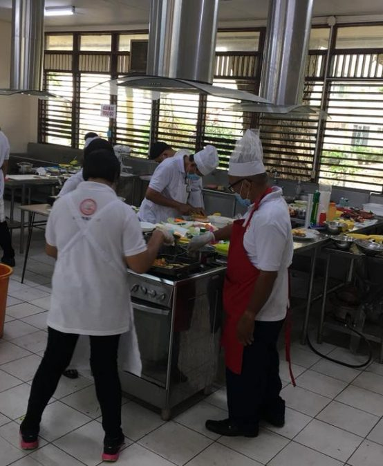 20 Complete Cookery NC II Certificate Course