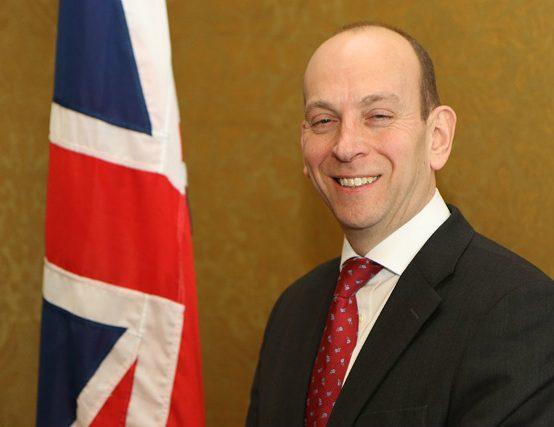UK Ambassador to Give Talk at Luce