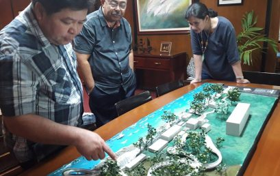 Silliman, Dumaguete Government Ink Agreement on Eco-Park Development