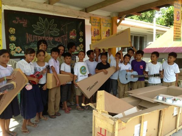Francis Parker School Visits Silliman Anew for Service-Learning