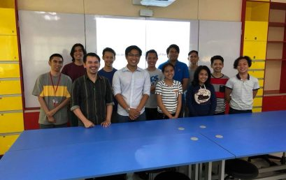 12 Scholars Conclude Creativity Camp Training at Mariano Lao Innovation Lab