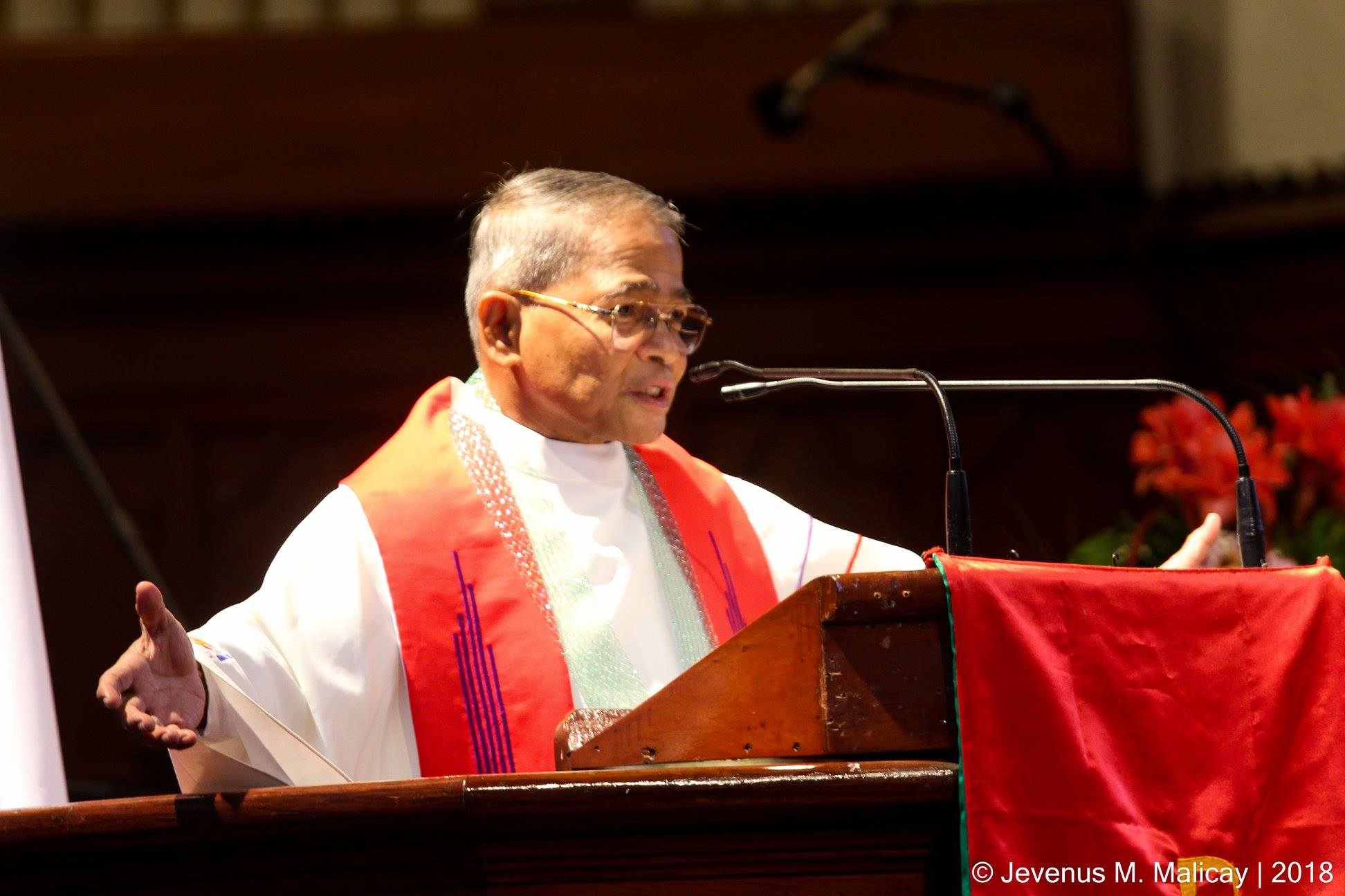 Baccalaureate Speaker: 'Whose Way, Truth, Life Do We Follow?'