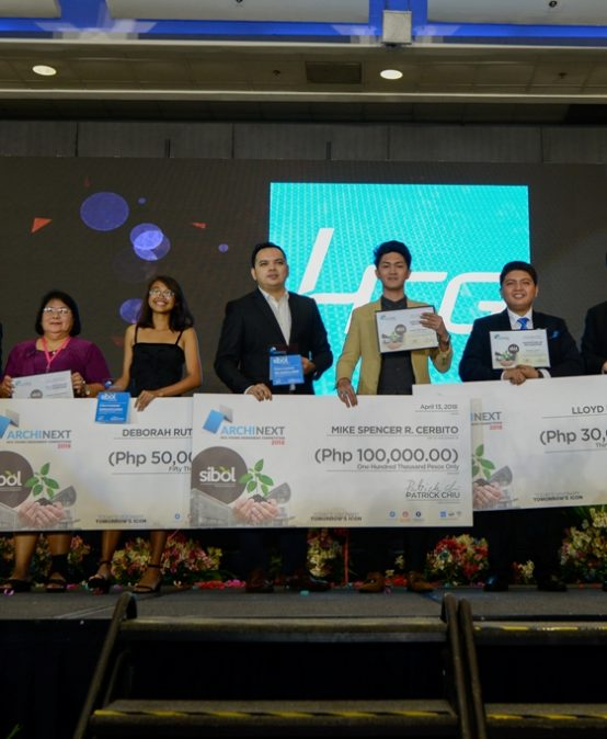 Architecture Major Places 2nd in HCG Young Designers' Competition
