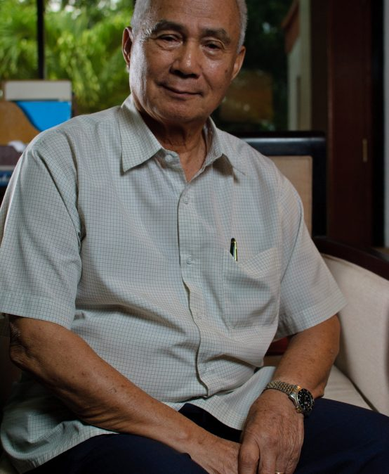 Dr. Alcala is One of First Filipinos Inducted into Fulbright Hall of Fame