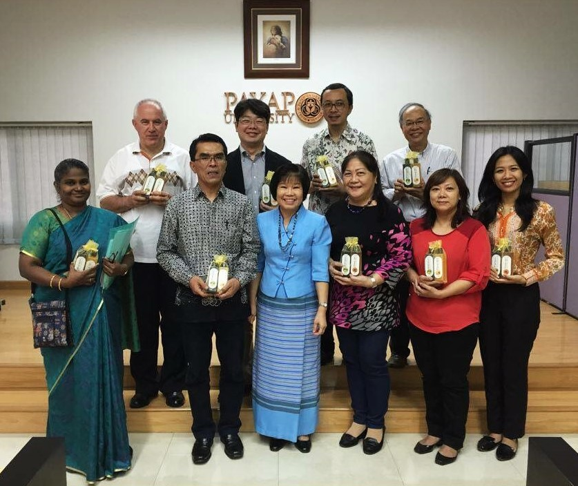Dr. Tan Joins ACUCA Executive Committee Meeting in Thailand