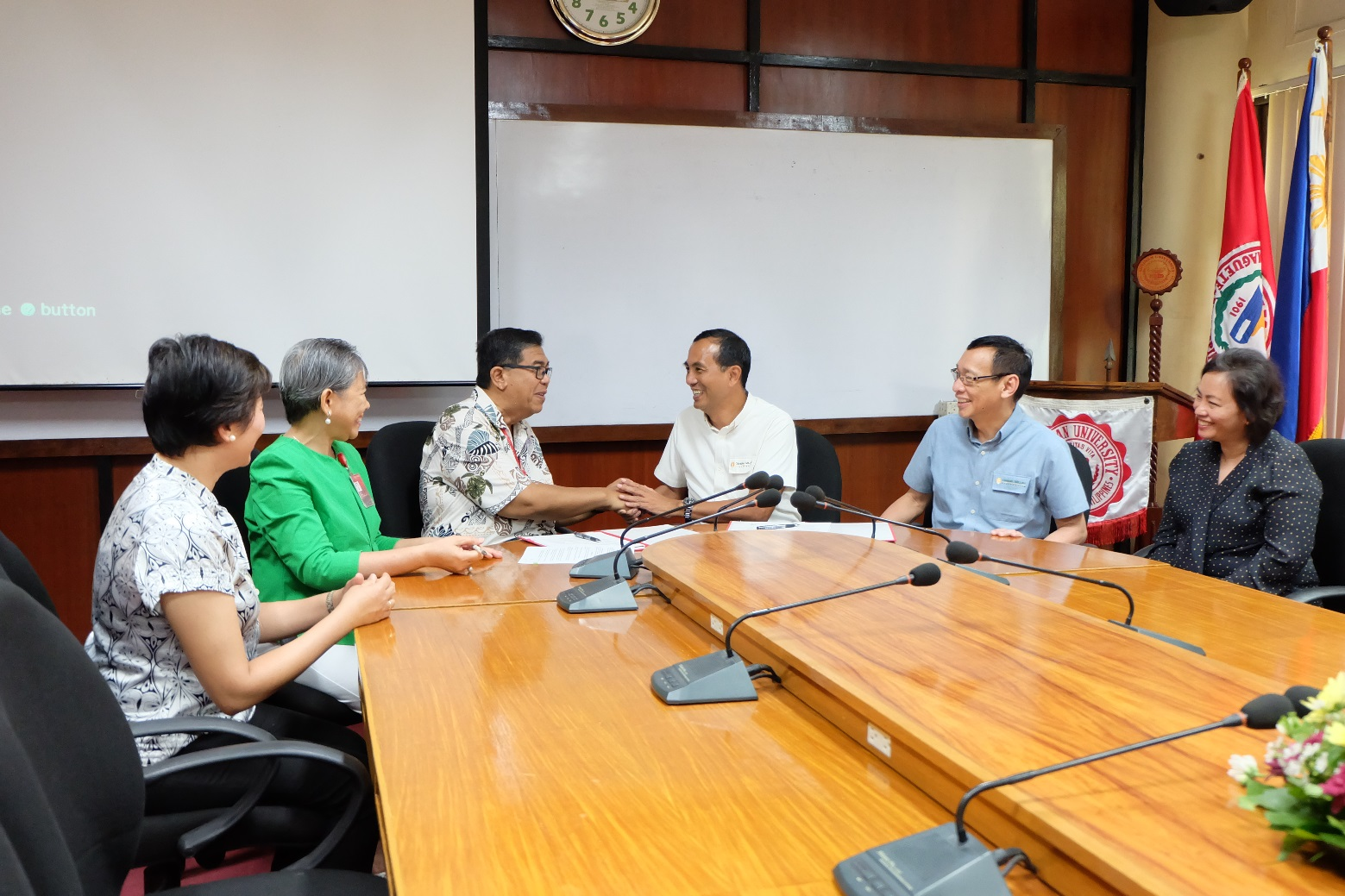 Silliman Signs MoU for College of Agriculture with General Milling Corp.