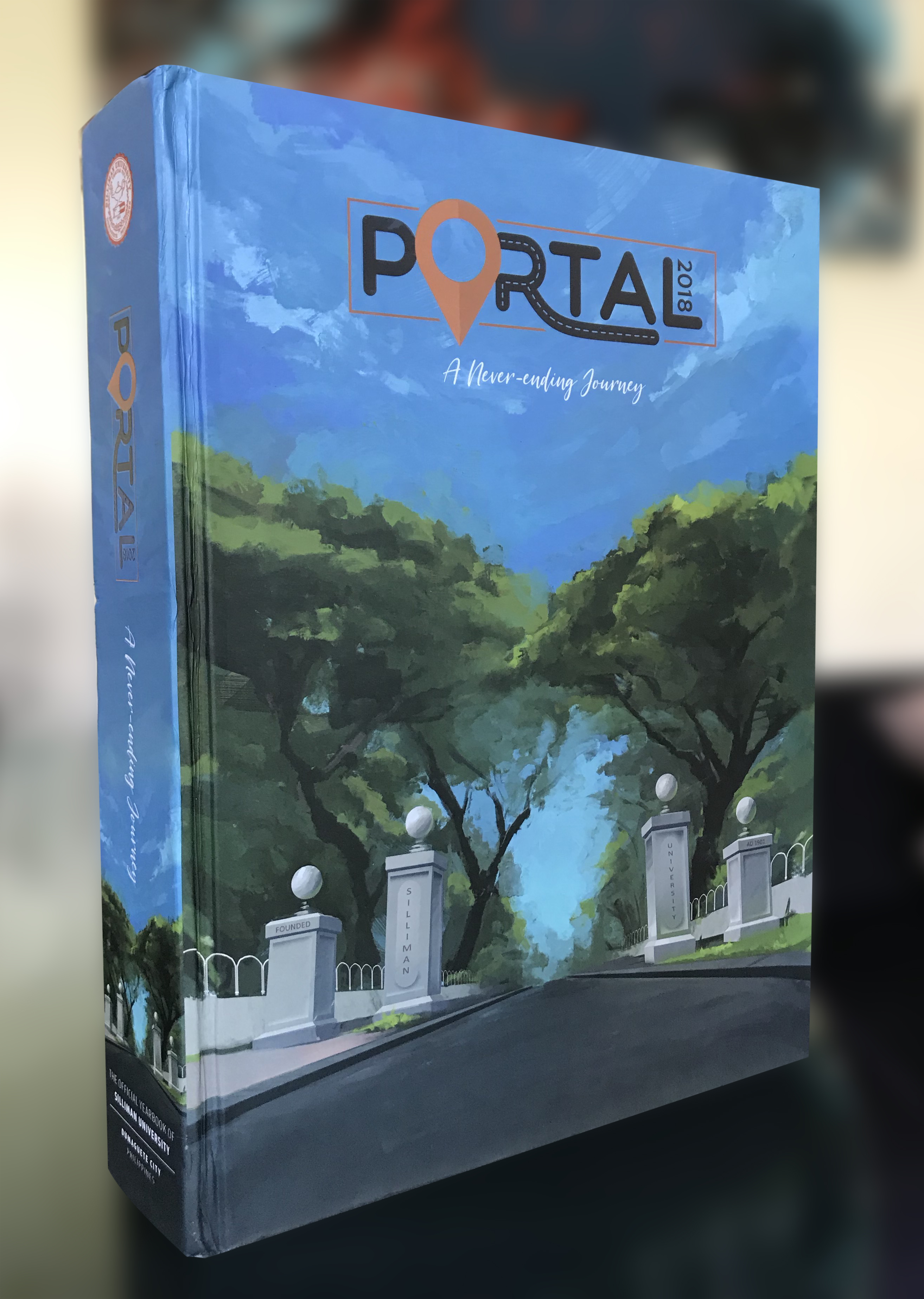 Portal 2018 Yearbook Out