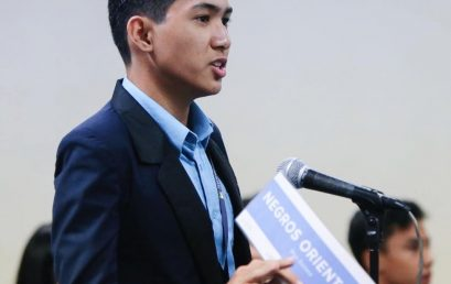 Foreign Affairs Junior Joins Int'l Camp for the Environment