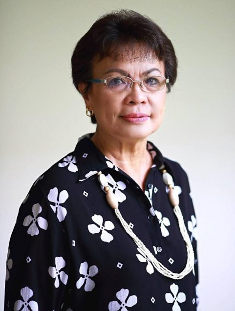 First Woman Silliman President Assumes Post June 1
