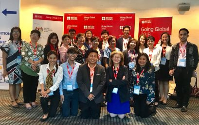 VP for Development Joins British Council Confab on Int'l Education in Malaysia