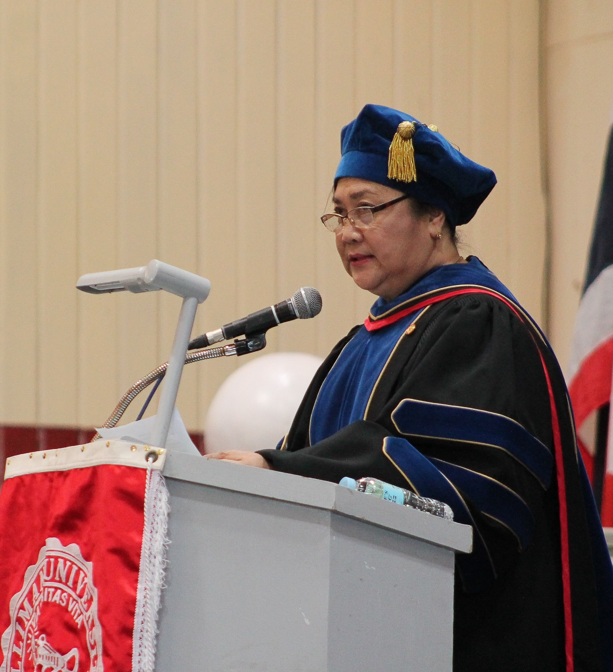 Dr. Tan to Graduates: 'What Does the World Expect of a Silliman Graduate?'
