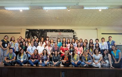 CELTA Hosts 40 Teachers from Vis-Min in Seminar-Workshop on Kindergarten Education