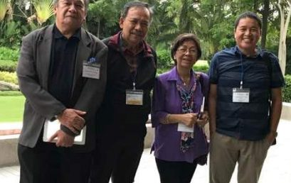 Dr. Cleope Trains in Advanced Leadership of Higher Ed for Southeast Asia