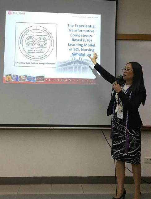 4 PhD in Nursing Students Present Papers at International Summit