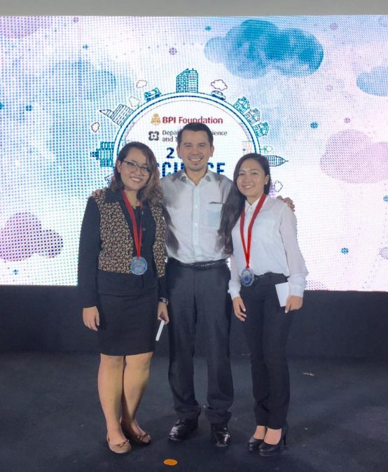 IT, Mechanical Engineering Fresh Grads Receive BPI-DOST Science Award